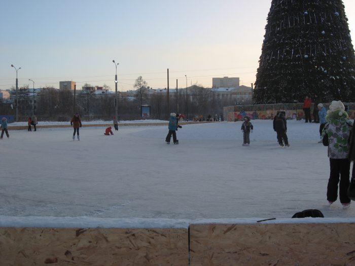 ムルマンスク市内