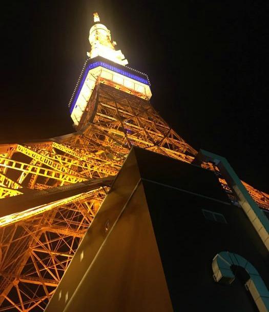 東京タワーの真下のビアガーデンで、ジンギスカン食べ放題&飲み放題に行ってきた!
