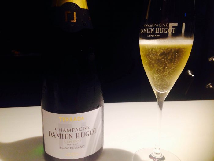 Damien Hugot Champagne by TERRADA original
