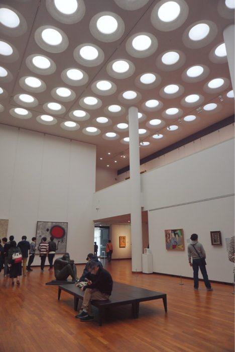 国立西洋美術館 内部