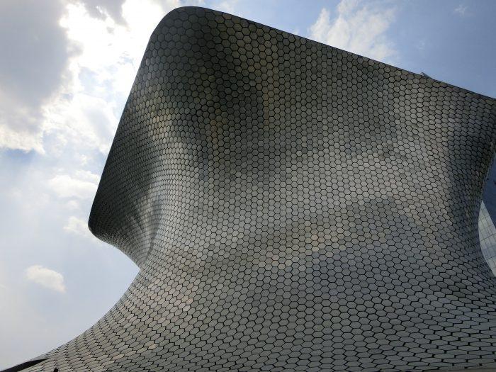 メキシコ 建築 観光