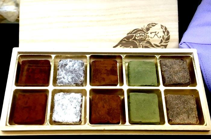 フレッシュ•チョコレート