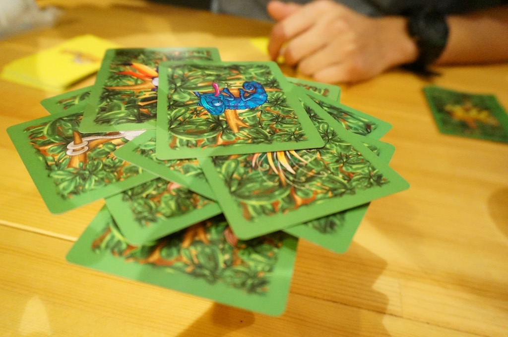 jellyjellycafe 渋谷 ボードゲーム カフェ baobab2