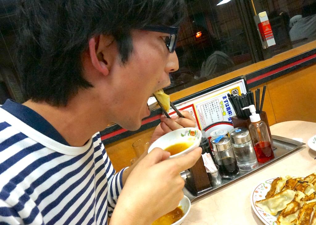 餃子食べ放題_水道橋店13