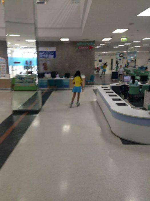 ヤンヒー総合病院(ローラースケート)