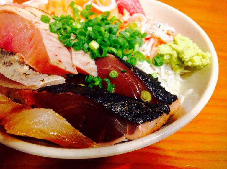 刺身も海鮮丼も1,000円で食べ放題!「沼津港 海将上野1号店」に毎日でも行きたい
