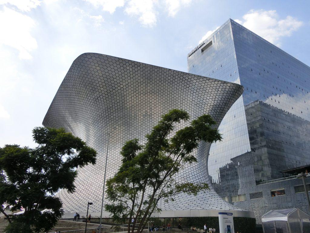 メキシコの現代建築が面白い!日本では見られない斬新な図書館とは?