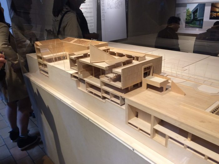 国立西洋美術館 模型