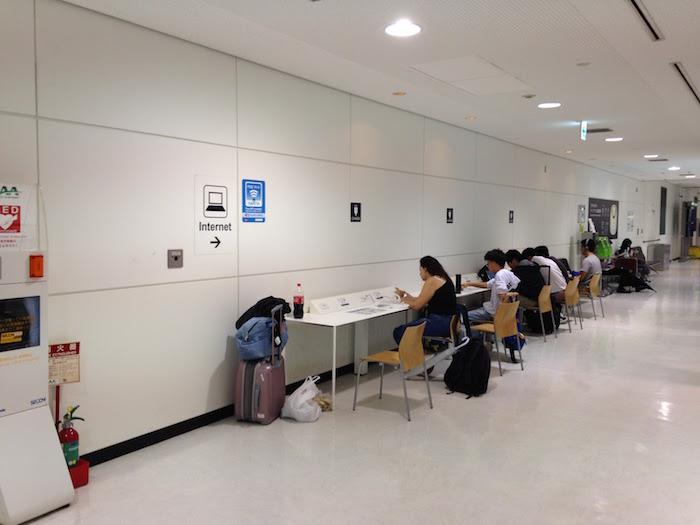 第2ターミナル 2階
