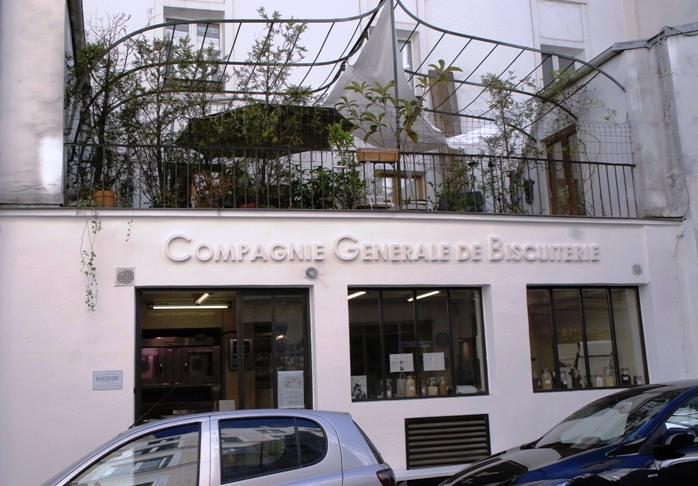 Compagnie Générale de Biscuiterie - Montmartre