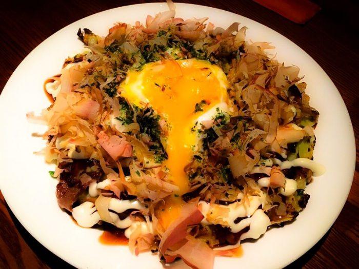 新宿2丁目「マスカレードカフェ」料理
