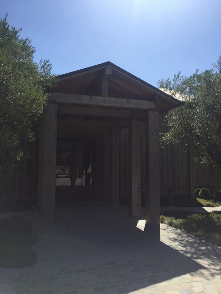KENZO ESTATE建物入り口
