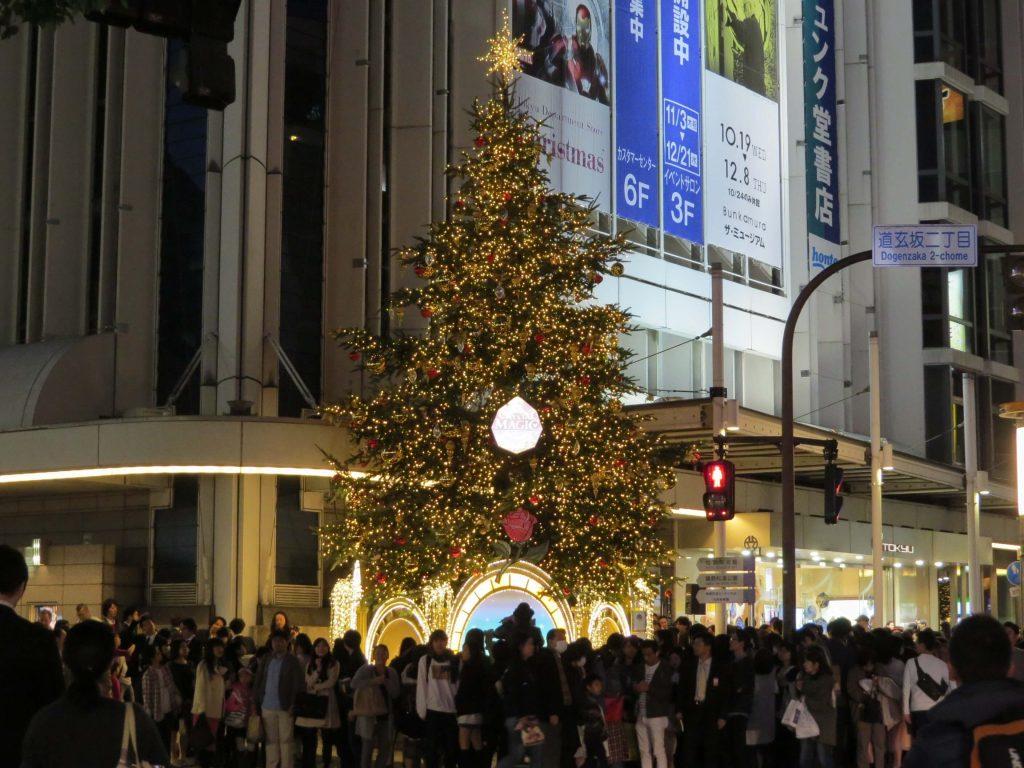 東急百貨店渋谷本店美女と野獣