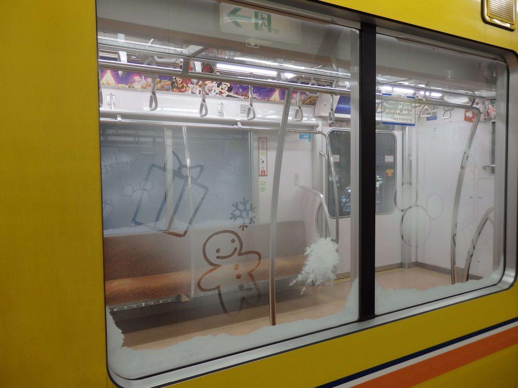 銀座線ディズニーラッピング電車