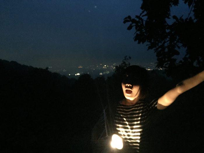 高尾山 ナイトハイク