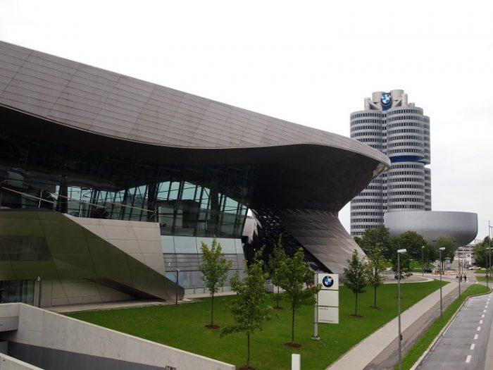 ドイツの「BMW博物館」とショー...