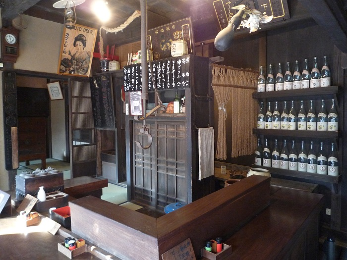 ●8【江戸東京たてもの園-273鍵屋】●(700px) P1110436