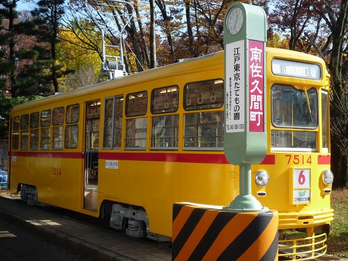●23【江戸東京たてもの園-80都電7500形】●(700px) P1110240