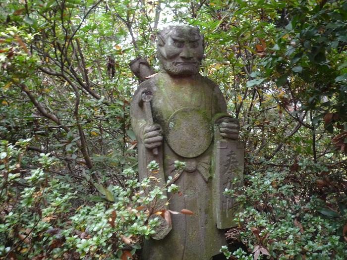 ●15【多聞院①-63鬼の寒念仏像】●(700px) P1110062