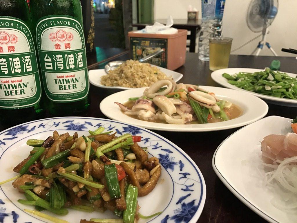 台湾式居酒屋イメージ写真