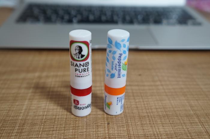 私がタイの嗅ぎ薬「ヤードム」中毒になった理由