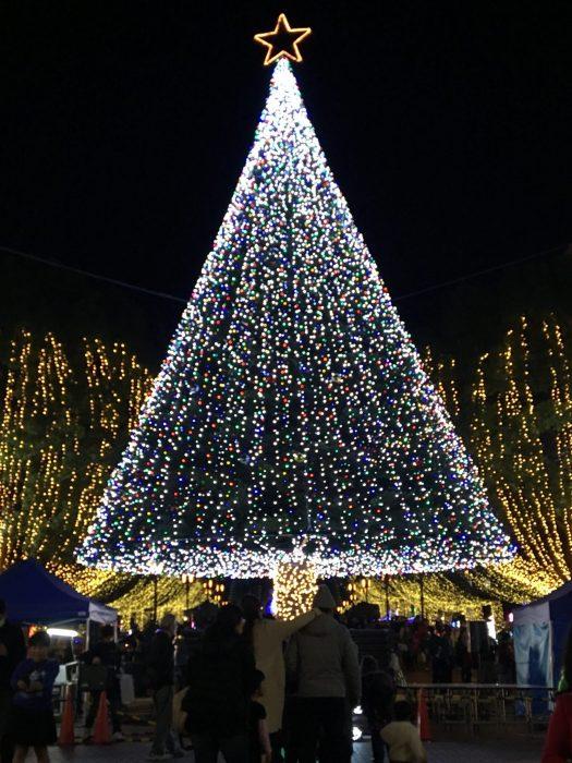 クリスマスの思い出作りは多摩センターで決まり!
