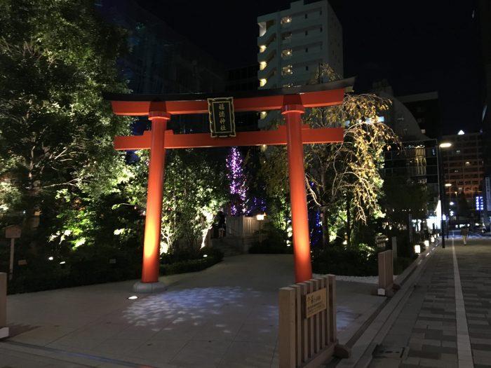 NIHONBASHI-願いの森