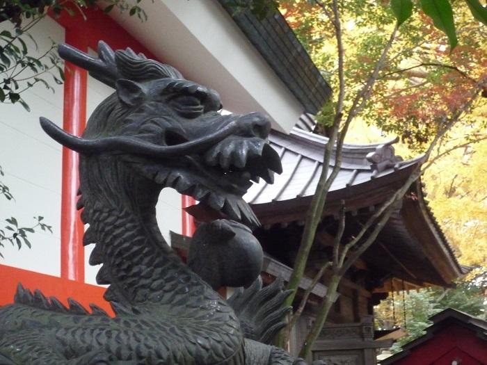 ●25【田無神社②-90黒龍神】●(700px) P1100935
