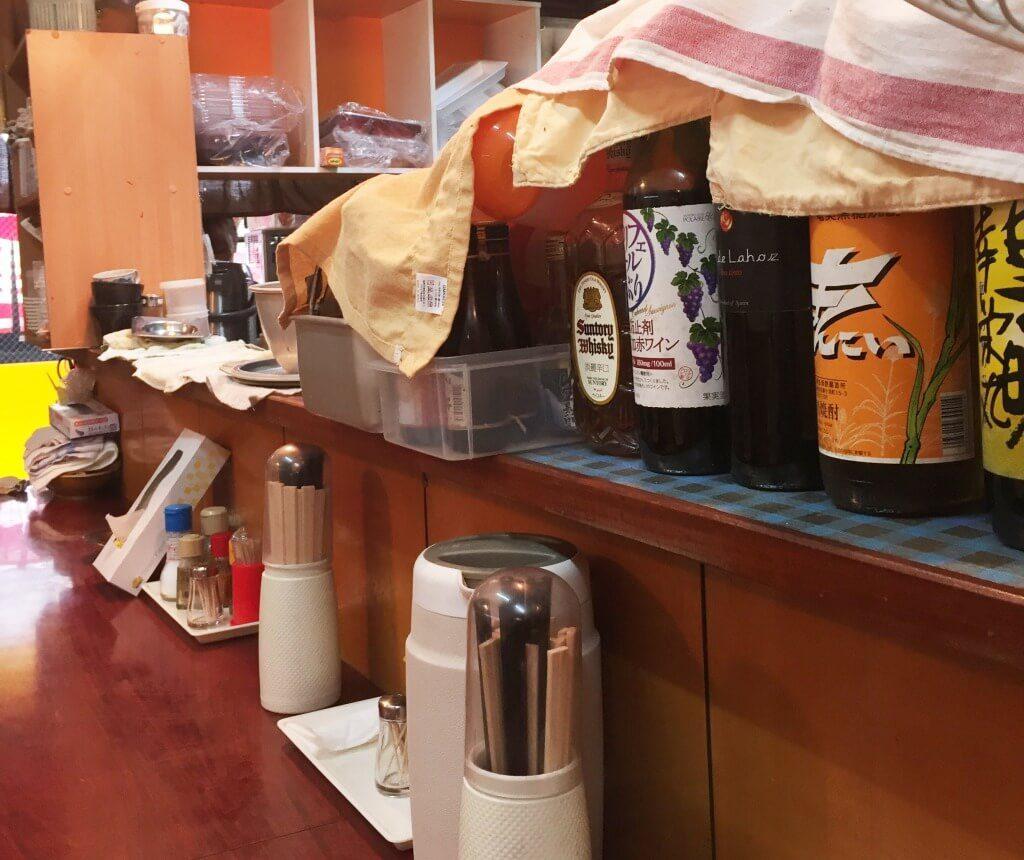 奄美大島中華料理店