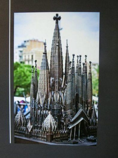 バルセロナ サクラダファミリア
