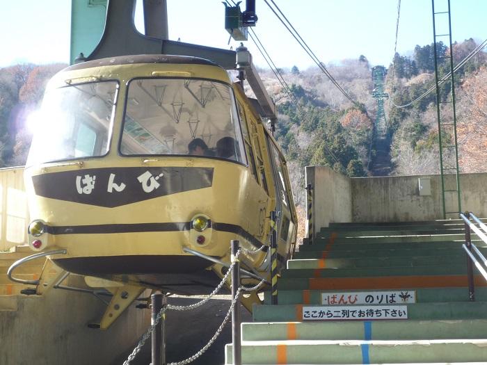 ●17【宝登山ロープウエイ-178】●(700px) P1120742