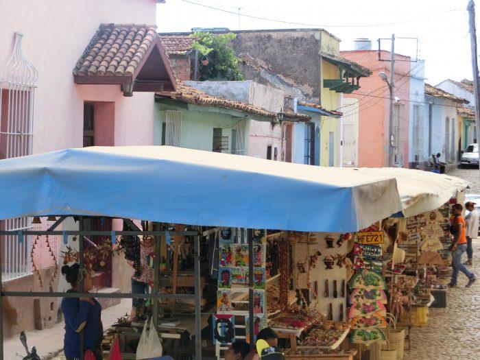 キューバ トリニダ