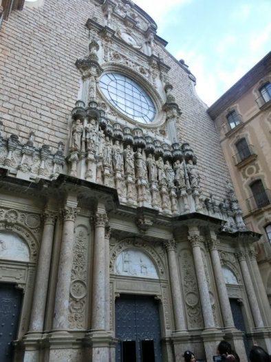 バルセロナ モンセラート