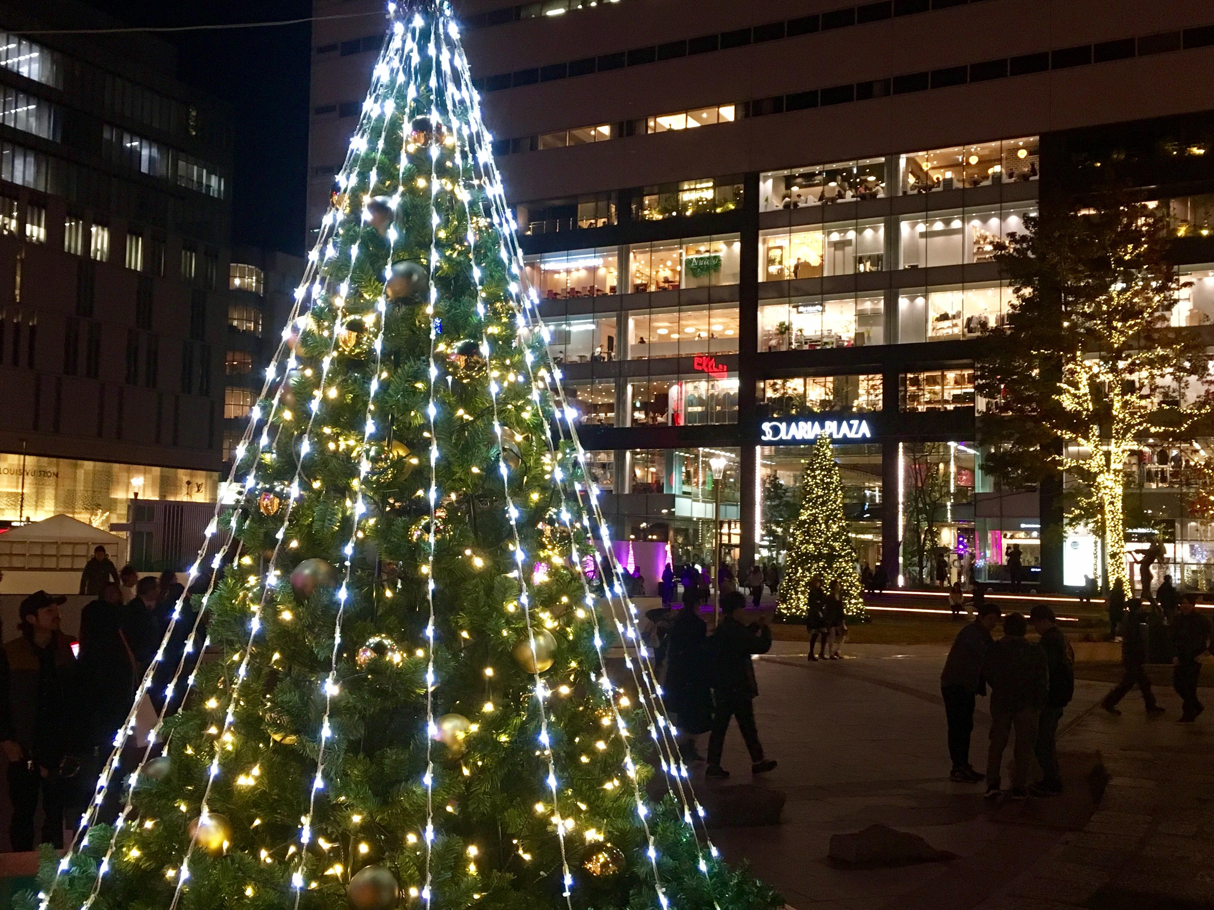体験するクリスマスが始まっている!?