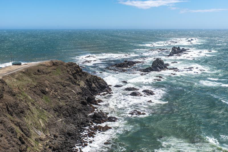 北海道の南端「えりも岬」は、暴風で思い出が作れる場所だった。