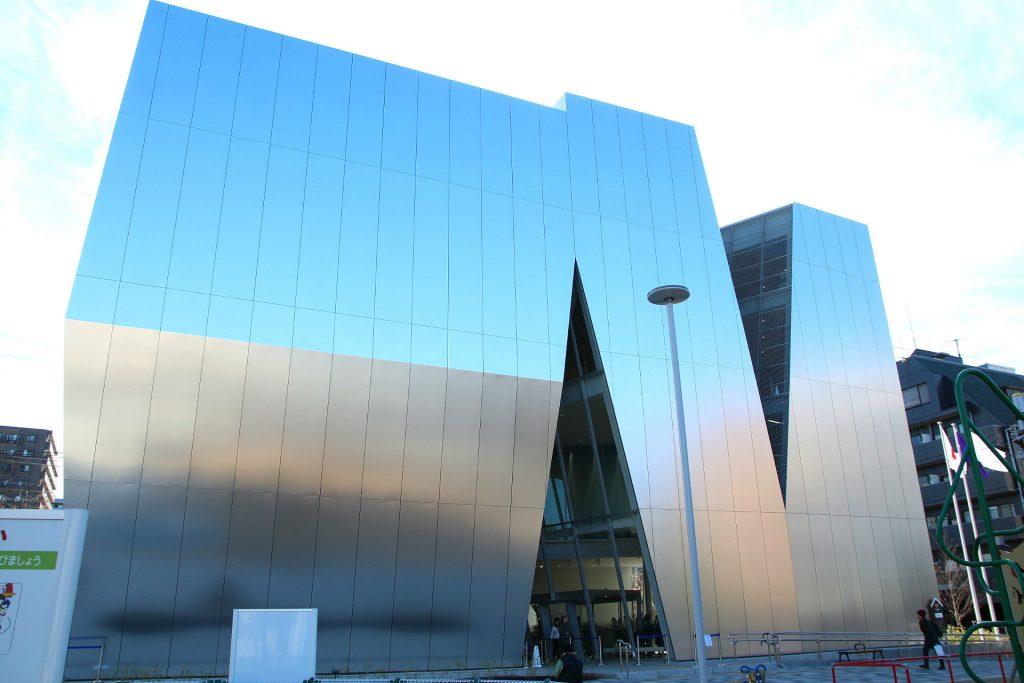 新名所「すみだ北斎美術館」がオープン!その館内を徹底取材してきました!