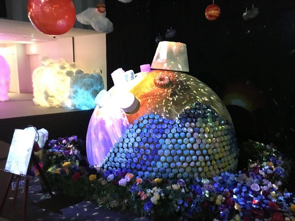 本物のお菓子の街が出現。「SWEETS BY NAKED」のスイーツ空間にときめいてきた!