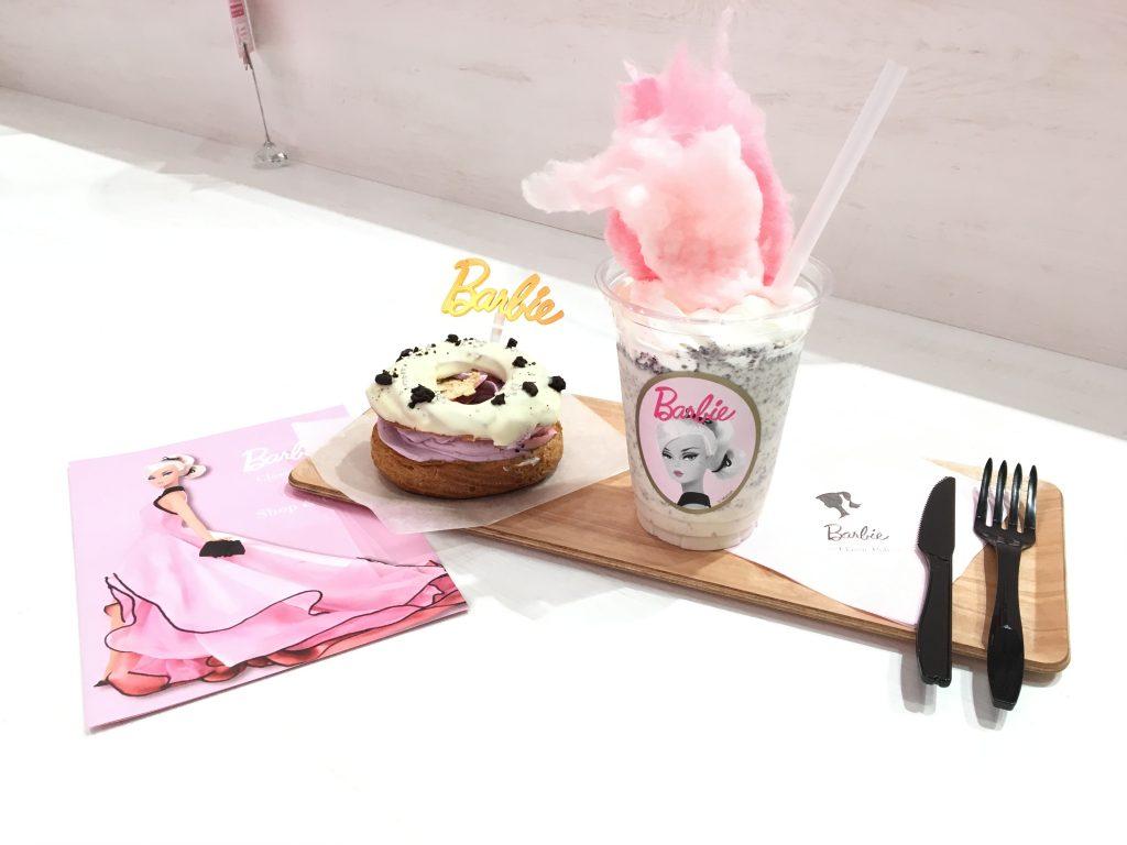 あのバービーの世界観がカフェに!「Barbie Classic Doll Shop & Cafe」が可愛いすぎて悶絶