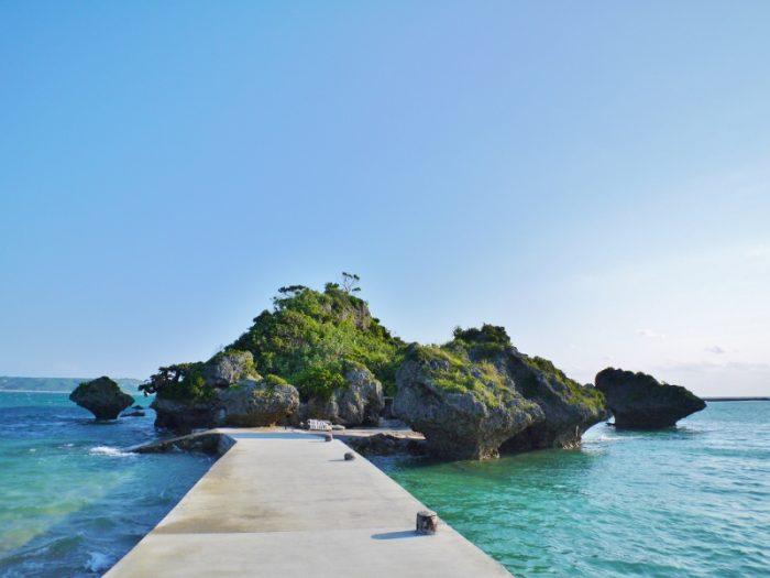 沖縄・浜比嘉島は、ドライブ・パワースポット巡り・ビーチまで楽しめる穴場でした!