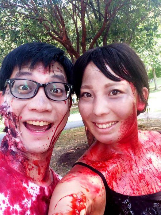 シンガポール ランニング大会