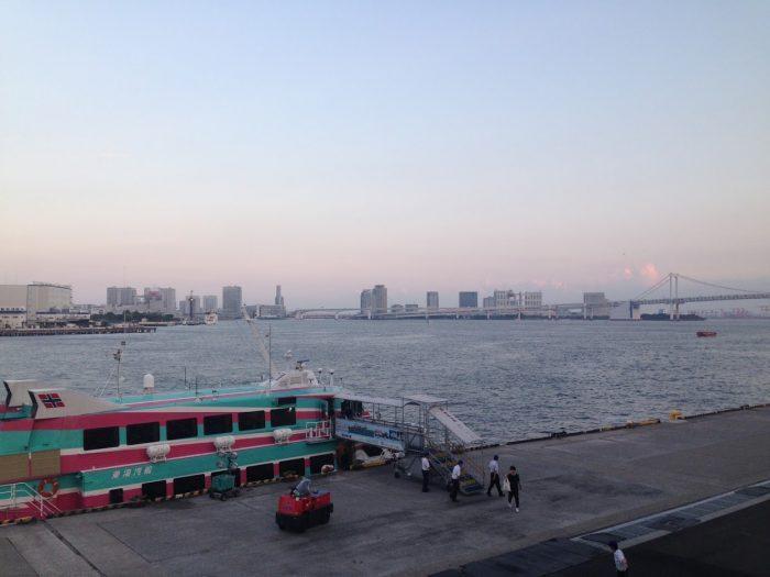 ジェット船 高速船 東海汽船