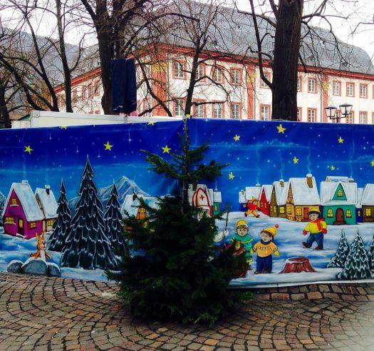 クリスマスマーケットの様子2