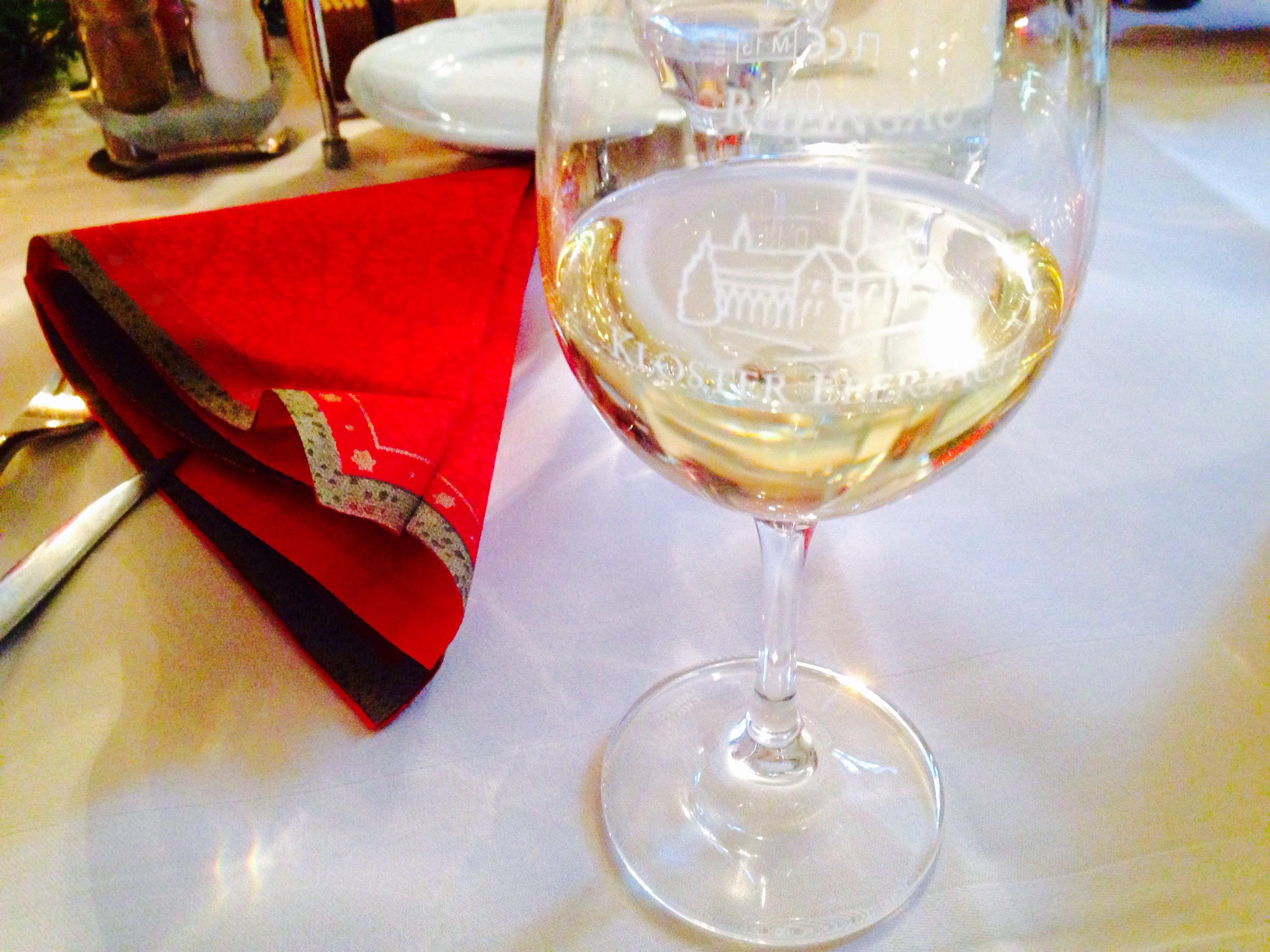醸造所のワイン