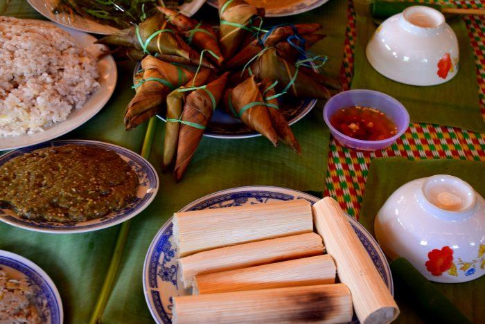カトゥー族ランチ