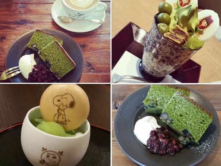 京都で抹茶系カフェをハシゴ!スヌーピーから抹茶ビールまで楽しみ尽くしました!