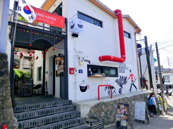 韓国路上美術館
