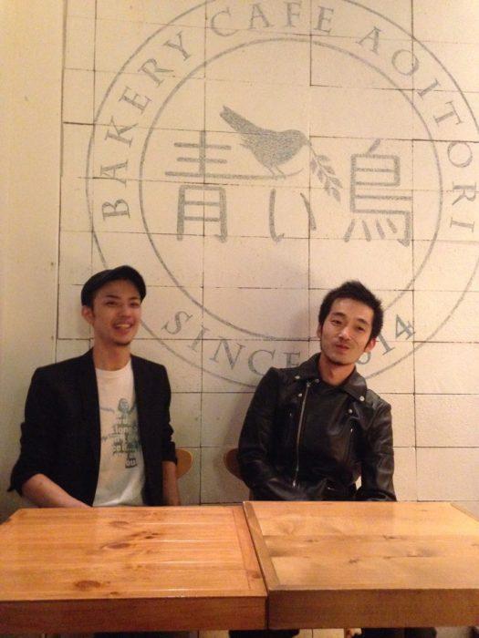 小林さんと中島さん