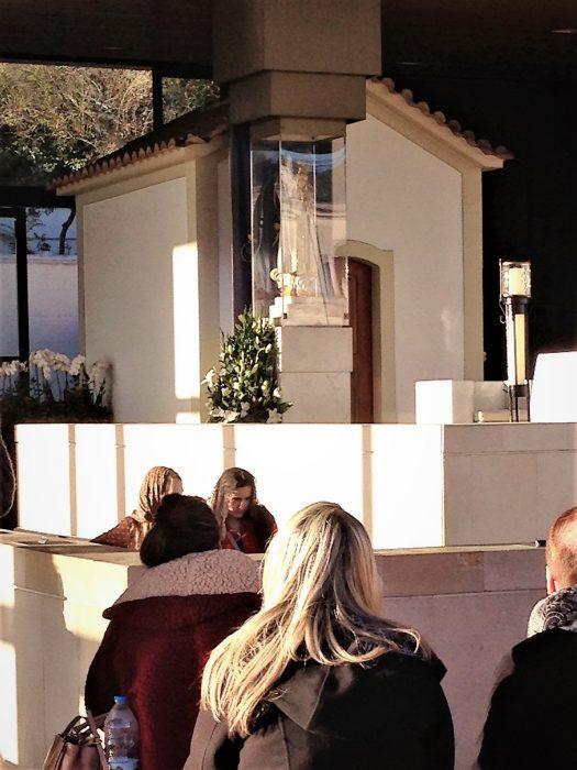 聖母マリアの礼拝堂