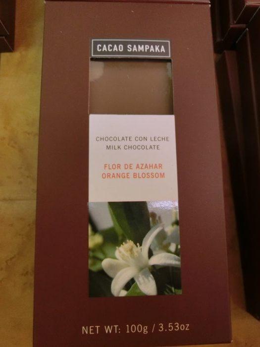 スペイン チョコレート
