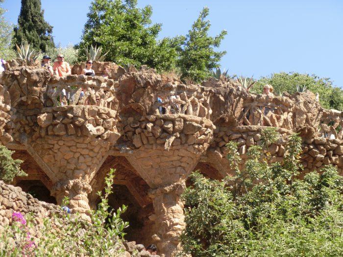 バルセロナ 建築